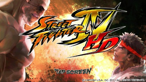 Street Fighter IV HD for Android